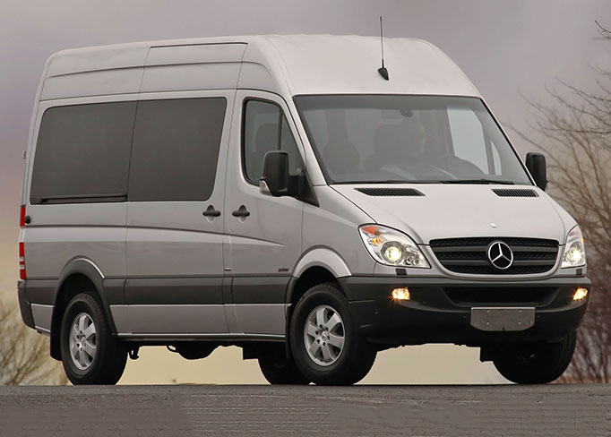 Main for Mercedes benz sprinter rental nyc